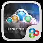 Core circle GO Launcher Theme