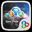 Core circle GO Launcher Theme icon