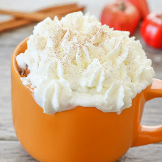 Spice Cake In A Mug Recipes.