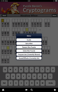 Cryptograms by Puzzle Baron - screenshot thumbnail