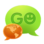 GO SMS Pro French language pac 2.7 Apk