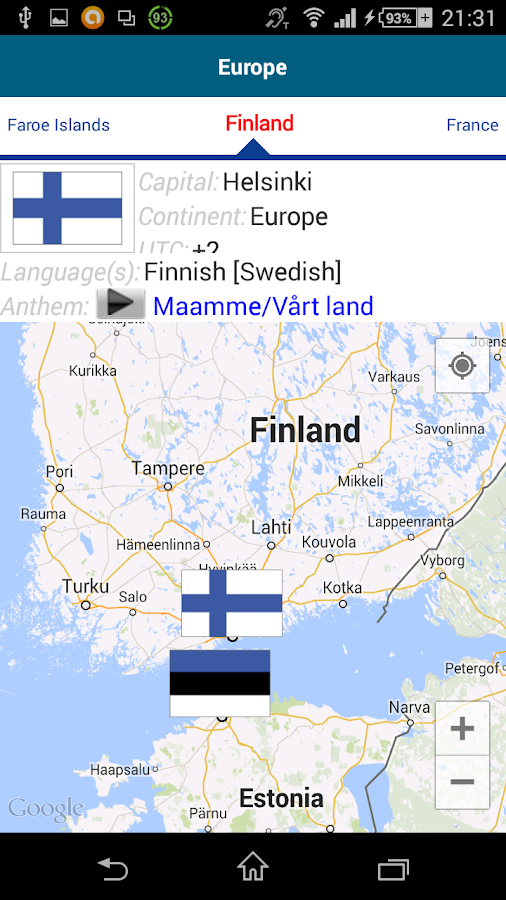 Learn Finnish - 50 languages - Android Apps on Google Play