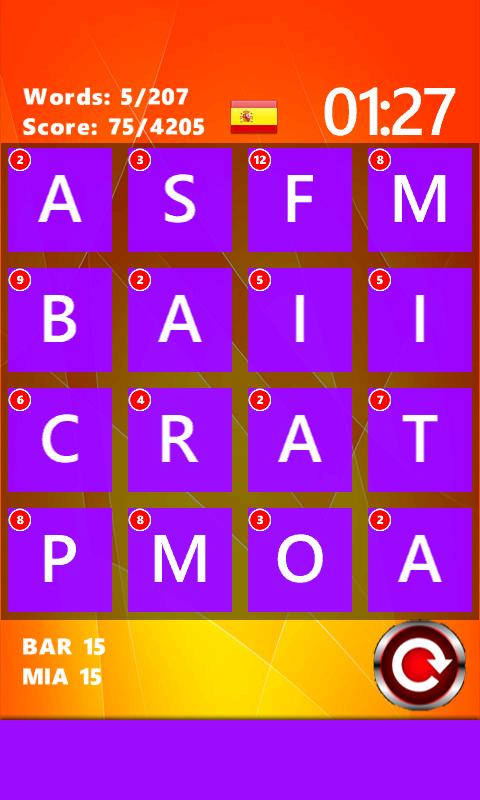 WordMaker PTW - screenshot