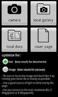 MobileFax - screenshot thumbnail