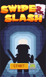 Swipe & Slash Screenshot 1