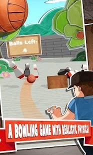 Paper Bowling screenshot