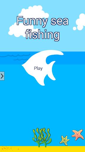 Забавная морская рыбалка