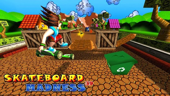 Skate Board Madness ( 3D Game) APK for Blackberry | Download