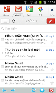 Safe email for Gmail - screenshot thumbnail