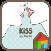 Kiss Kiss 도돌런처 테마