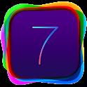 iOS 7 Launcher Theme HD