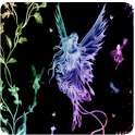 Magic Effect : Fairies Neon icon