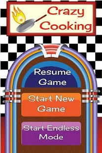 Crazy Cooking Free- screenshot thumbnail