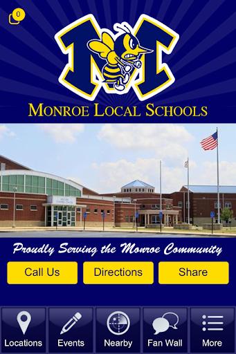 Monroe Ohio Local Schools