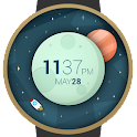 Space And Time Watch Face icon