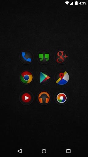 玩個人化App|Stealth - Icon Pack免費|APP試玩