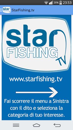 StarFishing.tv Web Tv Pesca