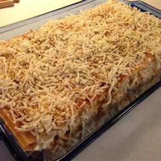 Seafood Lasagna I.