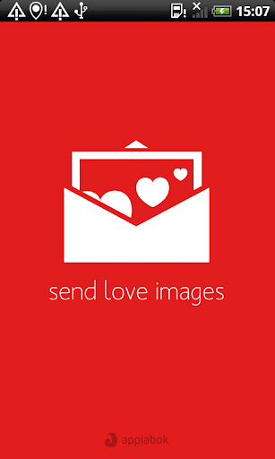 Send love images