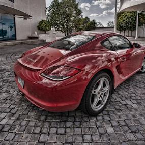Cayman by Cristobal Garciaferro Rubio - Transportation Automobiles