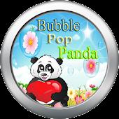 bubble pop panda