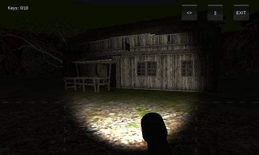 Forest Terror 3D