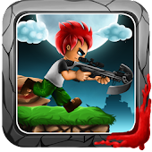 Zombie Attack : Gun & Run