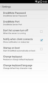 DroidMote Server v3.3.9