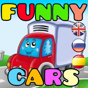 Funny Cars Game for Kids for PC and MAC
