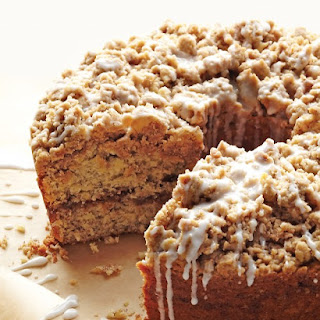 Cinnamon-Streusel Coffee Cake