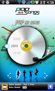 POP HitSongs - Lite- - screenshot thumbnail