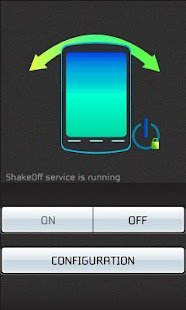 Shake - Screen Off - screenshot thumbnail