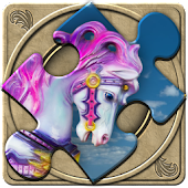 FlipPix Jigsaw - Carousel