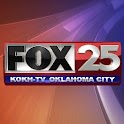 KOKH FOX25 logo