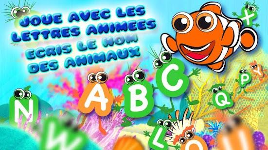 Animaux du jardin de corail android apps on google play - Les animaux du jardin ...