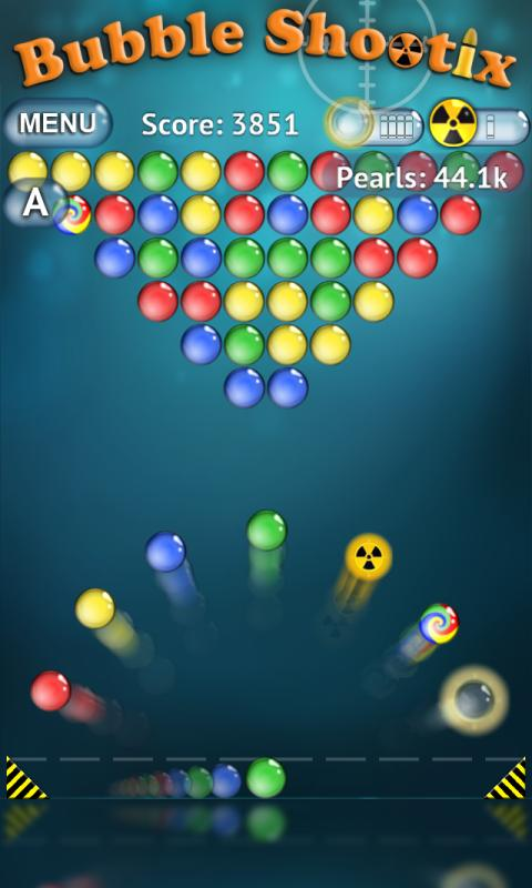 Bubble Shootix - screenshot