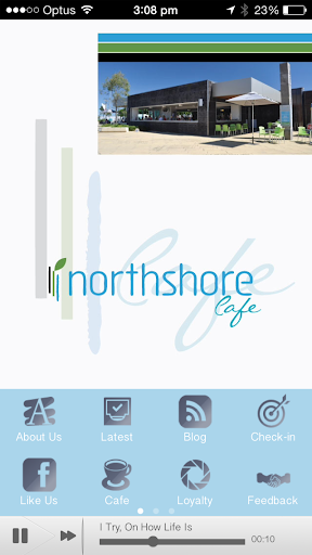 Northshore Riverside Cafe