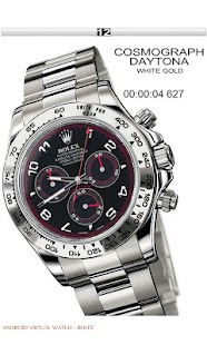 ANDROID VIRTUAL WATCH -- ROLEX - screenshot thumbnail