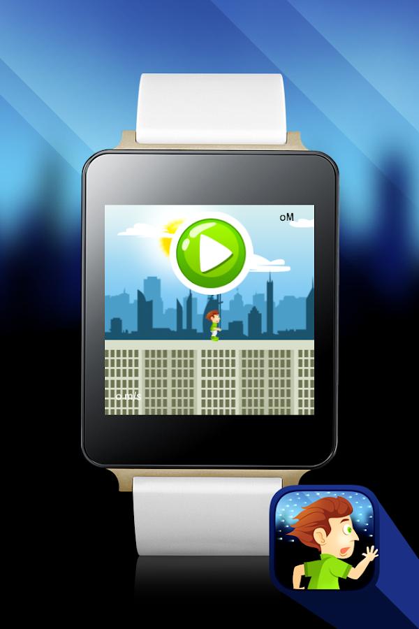 Skyscraper Jumper - Wear- screenshot