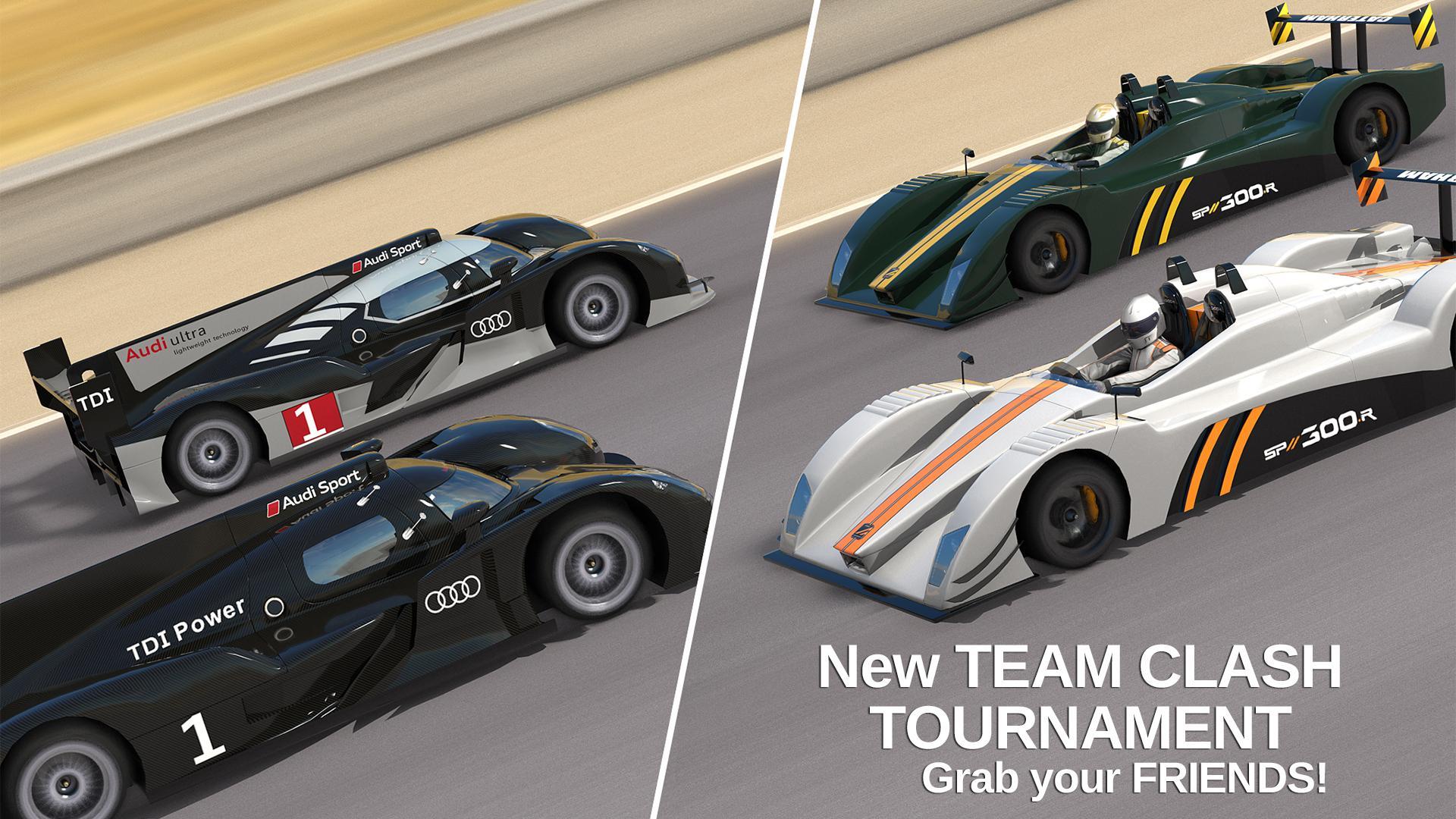 GT Racing 2: The Real Car Exp screenshot #3