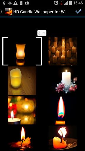 Candle HD Whatsapp Wallpaper