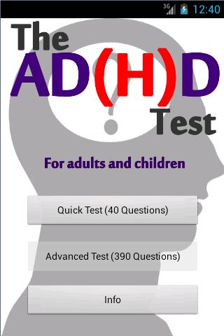 ADHD-Test Lite