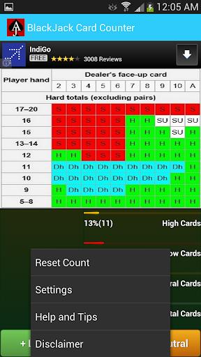 【免費博奕App】BlackJack Card Counter-APP點子