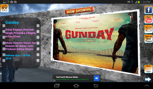Bollywood Movie Posters - screenshot thumbnail