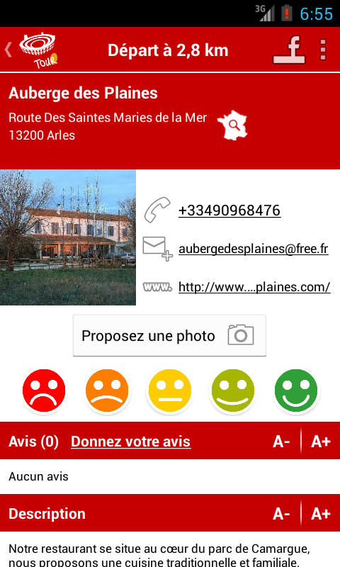 Arles Tour - screenshot
