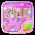GO SMS KING THEME icon