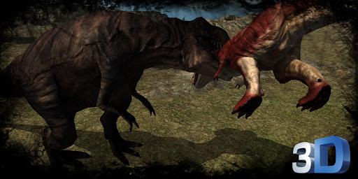 ジュラ紀 T - レックス : 恐竜