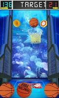 Screenshot of BasketBall Toss