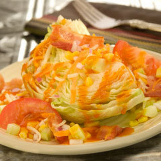 Western Wedge Salad.