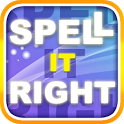 Spell it right! - FREE icon